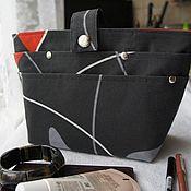 Органайзер ручной работы. Ярмарка Мастеров - ручная работа Органайзер в сумку. Handmade.