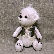 Куклы и игрушки ручной работы. Ярмарка Мастеров - ручная работа Мишка Сёма. Handmade.