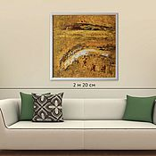 Картины и панно handmade. Livemaster - original item Picture loft-style,abstract oil buy in Minsk picture,76H76. Handmade.