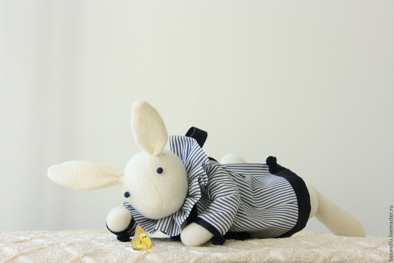 Fler. Bunny. Rabbit. Bunny games, Stuffed Toys, St. Petersburg,  Фото №1