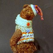 Куклы и игрушки ручной работы. Ярмарка Мастеров - ручная работа Геша, медведь.. Handmade.