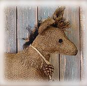 Куклы и игрушки ручной работы. Ярмарка Мастеров - ручная работа просто Ослик. Handmade.