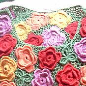 """Работы для детей, ручной работы. Ярмарка Мастеров - ручная работа платье """"цветочная поляна"""". Handmade."""