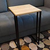 Табуреты ручной работы. Ярмарка Мастеров - ручная работа Табурет/приставной столик. Handmade.