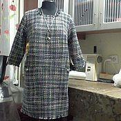 Одежда ручной работы. Ярмарка Мастеров - ручная работа платье Шанэль. Handmade.