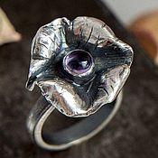 Украшения ручной работы. Ярмарка Мастеров - ручная работа Кольцо из серебра серебряное, кольцо серебро, необычные украшения. Handmade.