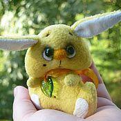 Куклы и игрушки ручной работы. Ярмарка Мастеров - ручная работа Плюшевые ушки. Handmade.