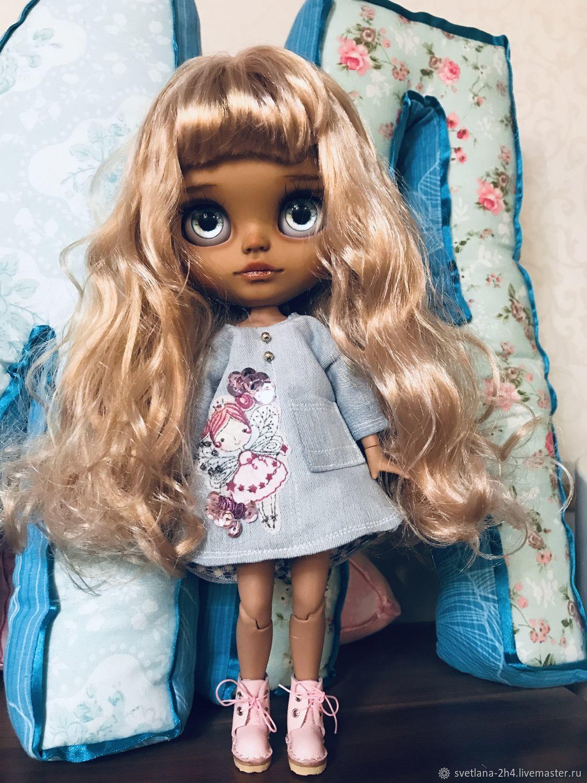 Blythe Блайз тбл ooak, Куклы, Челябинск, Фото №1