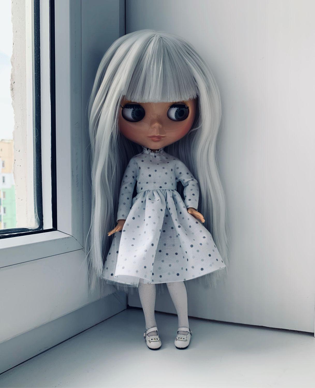 Куколка Блайз в красивом платье и милых туфельках, Шарнирная кукла, Магнитогорск,  Фото №1