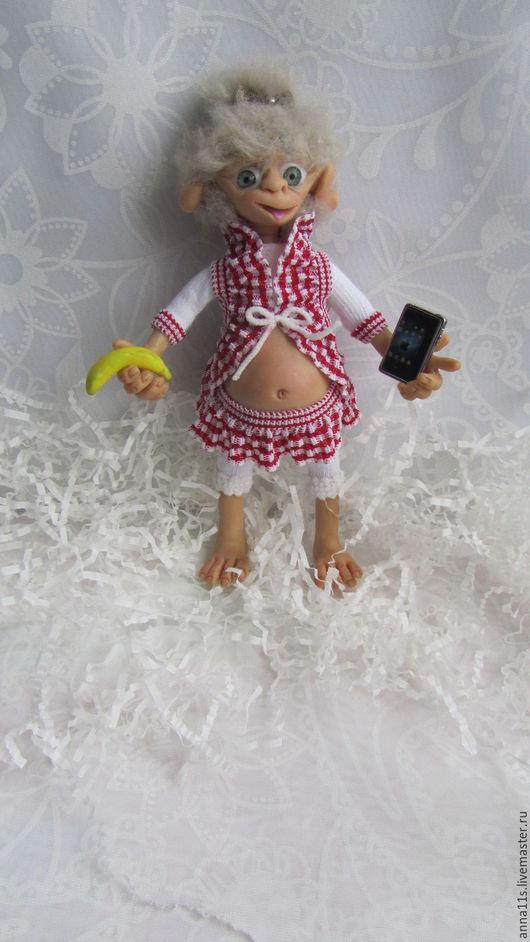 Коллекционные куклы ручной работы. Ярмарка Мастеров - ручная работа. Купить Полюби меня такой, какая я есть!. Handmade. Кукла, сувенир
