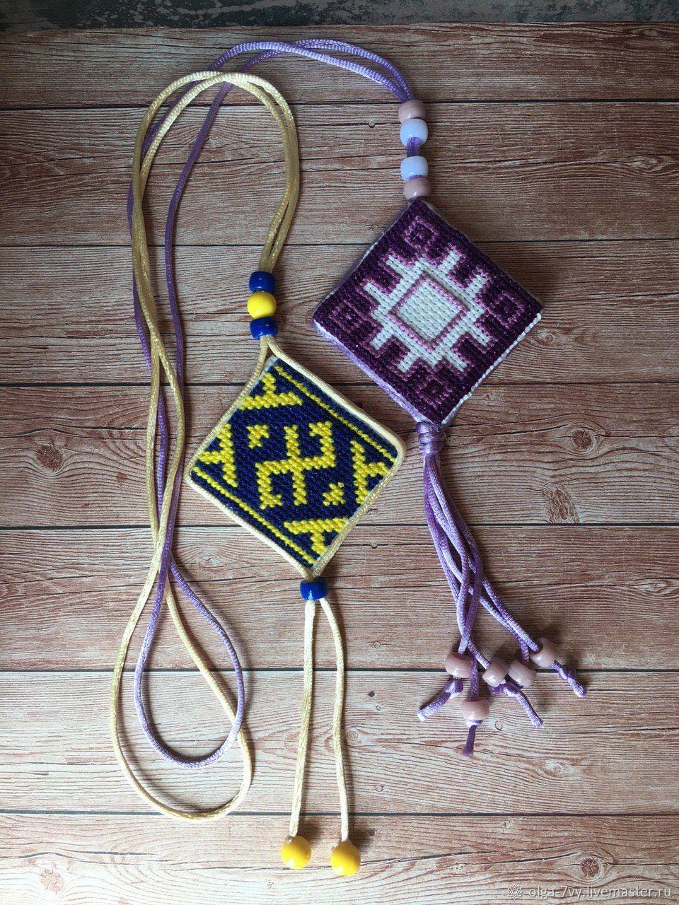 Обережные подвески, Народные украшения, Анапа,  Фото №1