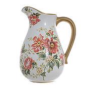 Для дома и интерьера ручной работы. Ярмарка Мастеров - ручная работа Кувшин- ваза 32 см. Handmade.