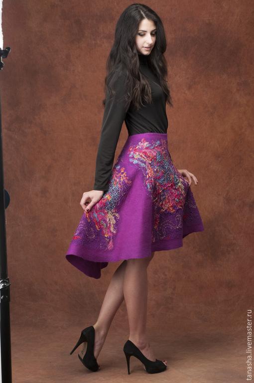 нейлоновая юбка купить