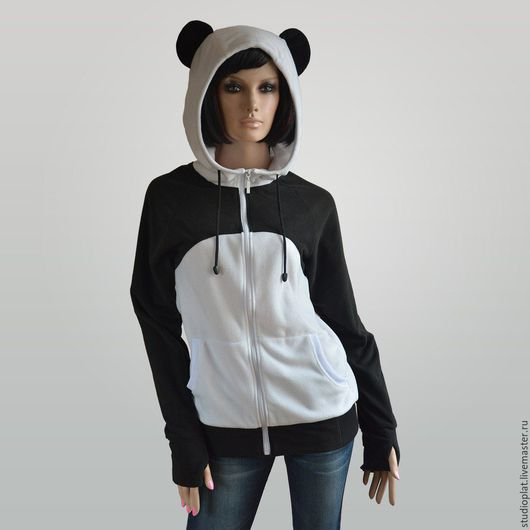 толстовка `Панда`