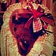 """Подарки для влюбленных ручной работы. Сердечко """"Римские каникулы"""". Дизайн-мастерская EcoShiningHome (eco2014). Интернет-магазин Ярмарка Мастеров. heart"""