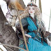 Куклы и игрушки ручной работы. Ярмарка Мастеров - ручная работа Шарнирная кукла Киана. Handmade.