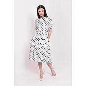 Одежда ручной работы. Ярмарка Мастеров - ручная работа Комплект К15-15 Белый. Handmade.