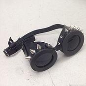 Субкультуры handmade. Livemaster - original item Goggle. Handmade.