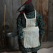 Куклы и игрушки handmade. Livemaster - original item Chicken. Handmade.