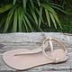 Обувь ручной работы. Сандалии из питона. Paradise Bali. Ярмарка Мастеров. Сандалии через палец, питон