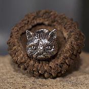 Материалы для творчества handmade. Livemaster - original item Grumpy cat charm. Handmade.