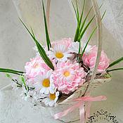 Косметика ручной работы. Ярмарка Мастеров - ручная работа Мыльный букет Хризантемы, цвет любой. Handmade.