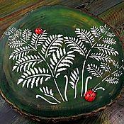 handmade. Livemaster - original item Spruce board
