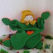 Куклы и игрушки ручной работы. Ярмарка Мастеров - ручная работа гномики. Handmade.