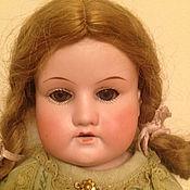 Винтаж ручной работы. Ярмарка Мастеров - ручная работа кукла антикварная, E&S,  Eichhorn Sohne. Handmade.