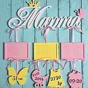 Подарки к праздникам handmade. Livemaster - original item Yandex. Metrica for girls. Handmade.