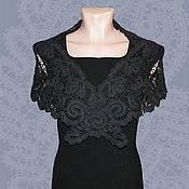 Аксессуары handmade. Livemaster - original item Lace kerchief