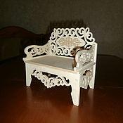 handmade. Livemaster - original item Doll couch 1563. Handmade.