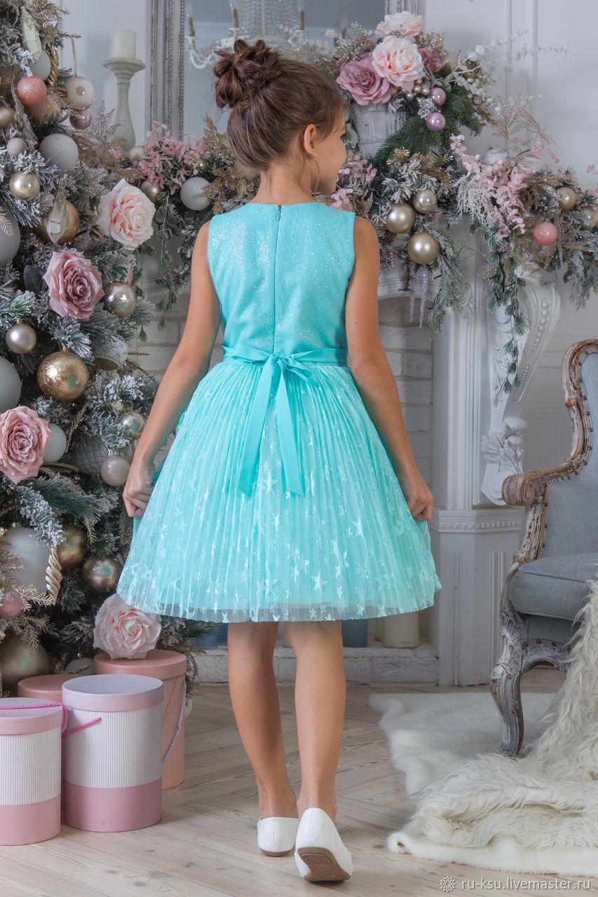 Детские платья для девочек нарядные