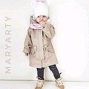 Одежда ручной работы. Ярмарка Мастеров - ручная работа Детская парка,куртка, ветровка. Handmade.
