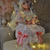Куклы и игрушки handmade. Livemaster - original item Bright holiday.. Handmade.