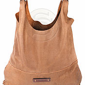 Сумки и аксессуары handmade. Livemaster - original item Womens leather handbag of brown ( Italian leather). Handmade.