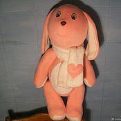 Куклы и игрушки handmade. Livemaster - original item Bunny. Handmade.