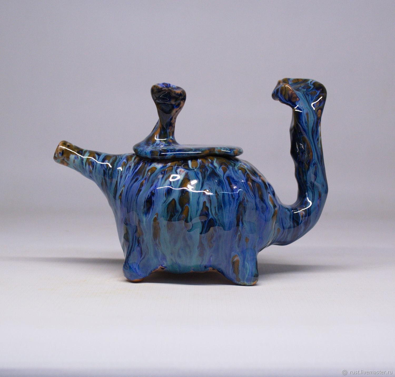 Чайник Маленький столбик в воде, Чайники, Ульяновск, Фото №1