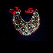 Украшения handmade. Livemaster - original item Necklace Russkie Uzory. Handmade.