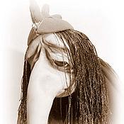 """Куклы и игрушки ручной работы. Ярмарка Мастеров - ручная работа Кукла """"ЧЁРНАЯ КУРИЦА """". Handmade."""