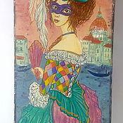 Для дома и интерьера ручной работы. Ярмарка Мастеров - ручная работа Венецианка. Handmade.