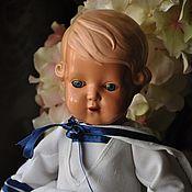 Винтаж handmade. Livemaster - original item Vintage doll Schildcrote. Handmade.