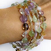 Украшения handmade. Livemaster - original item Bracelet Jelly Natural stones. Handmade.