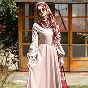 """Одежда ручной работы. Ярмарка Мастеров - ручная работа Платье """"Туркуаз"""". Handmade."""