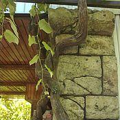 Дизайн и реклама ручной работы. Ярмарка Мастеров - ручная работа каменная кладка. виноградная лоза. Handmade.