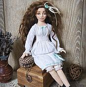 Куклы и игрушки ручной работы. Ярмарка Мастеров - ручная работа Алёнка. Handmade.