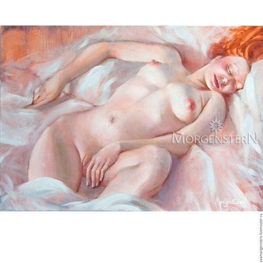 Picture One of a kind Handmade artist Eva Morgenstern.  Картина в единственном экземпляре художник Eva Morgenstern.