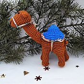 Куклы и игрушки handmade. Livemaster - original item Camel, Camel Toy, Baby Camel, Animal Toys, Desert. Handmade.