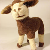 handmade. Livemaster - original item Sheep. Handmade.