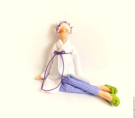 Куклы Тильды ручной работы. Ярмарка Мастеров - ручная работа. Купить Тильда. Банный ангел. Handmade. Тильда, интерьерная кукла